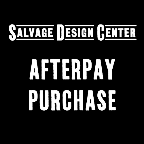 In Store AfterPay Purchase