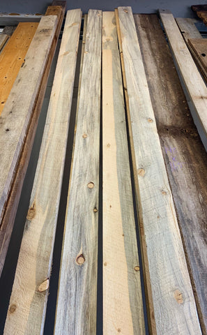 Beetle Kill Pine Boards