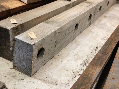 Reclaimed Wood Beam (90