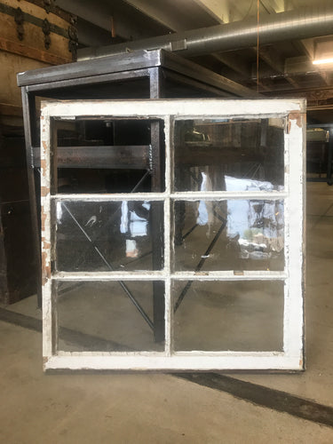 Vintage 6 Pane Window 31