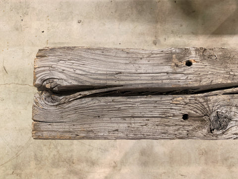 Reclaimed Wood Beam (83 1/2