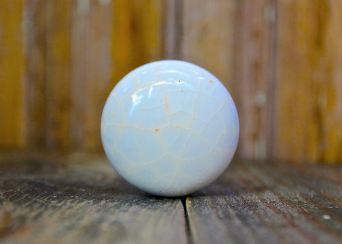 Antique White Porcelain Door Knob