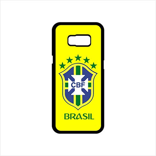 shop137 - Fmstyles - Samsung S8 Mobile Case - Brasil Football team Fan 2018 - FMstyles - PHONE_ACCESSORY