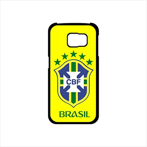 shop137 - Fmstyles - Samsung S6 Edge Mobile Case - Brasil Football team Fan 2018 - FMstyles - PHONE_ACCESSORY