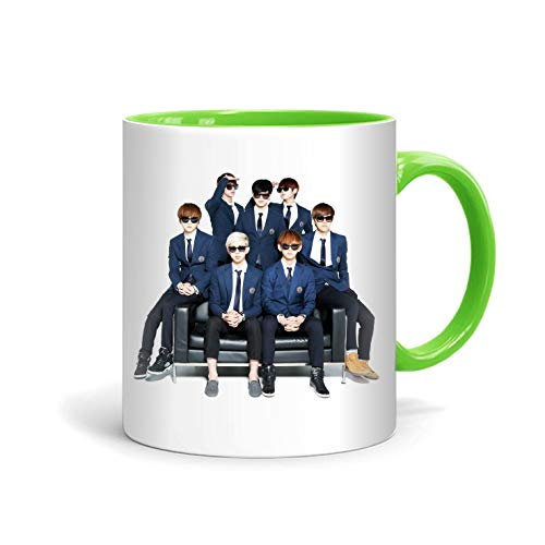 shop137 - FMstyles - Artistic BTS Group Photo Mug - FMS64-LG - FMstyles - KITCHEN