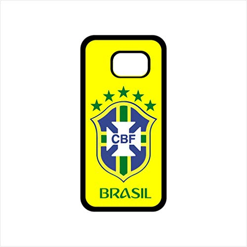 shop137 - Fmstyles - Samsung S7 Edge Mobile Case - Brasil Football team Fan 2018 - FMstyles - PHONE_ACCESSORY