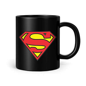 shop137 - FMstyles - Cool Superman Logo Printed Mug - FMS70-B - FMstyles - KITCHEN