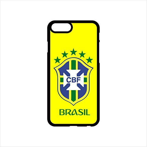 shop137 - Fmstyles - iPhone 7 Mobile Case - Brasil Football team Fan 2018 - FMstyles - PHONE_ACCESSORY