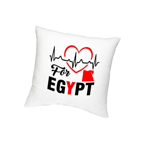Heart Beats for Egypt Cushion - FMS-24
