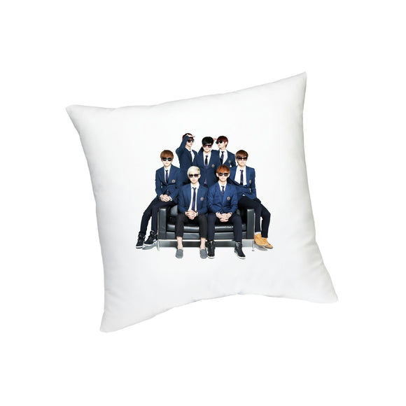 BTS Artistic Photo Cushion FMS-64