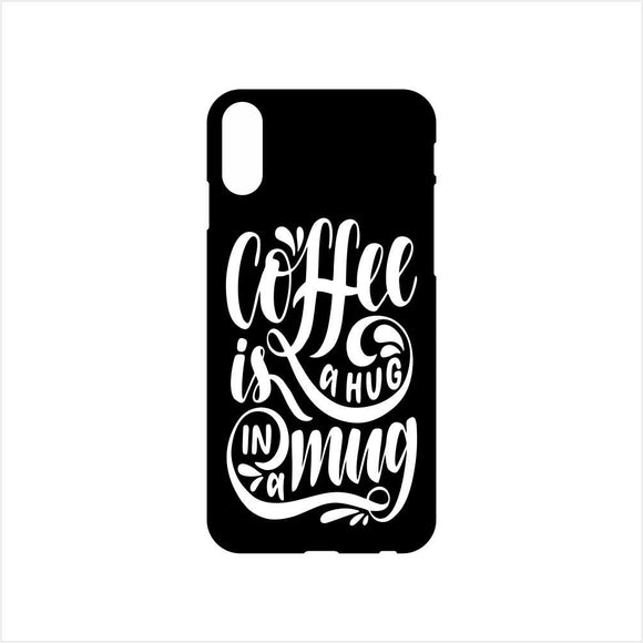 FMstyles Coffee is hug in a mug Mobile Case - FMS270
