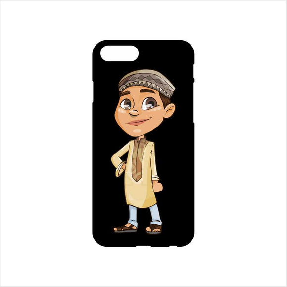 FMstyles  Akeem wise arabic boy Mobile Case  - FMS278
