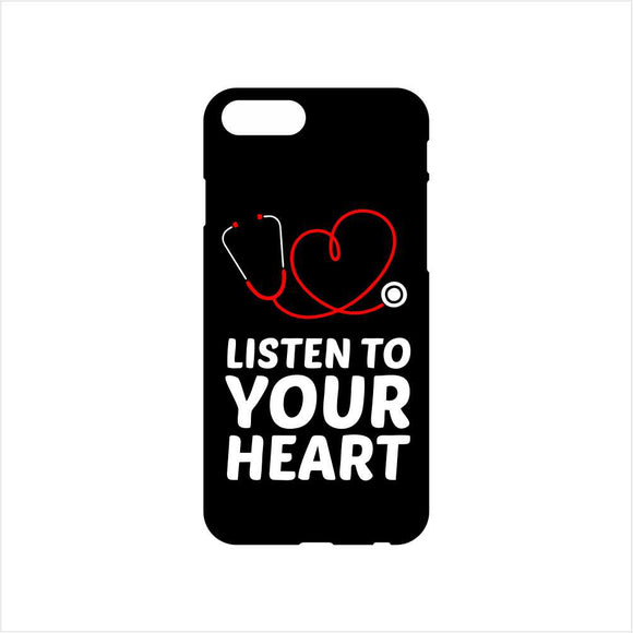 FMstyles  Listen to your heart Mobile Case - FMS279