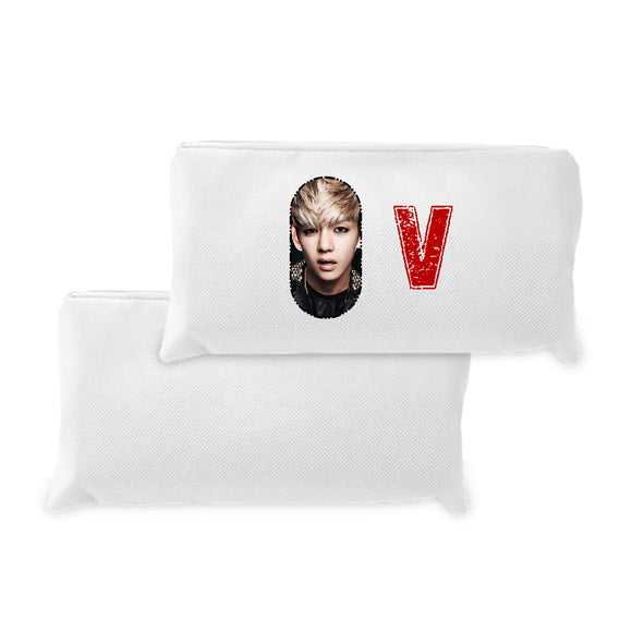 shop137 - FMstyles - BTS V Pen Pencil Pouch   - FMS254 - FMstyles - Pencil Pouch