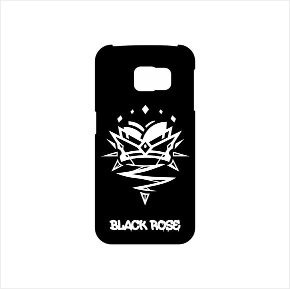 FMstyles - Black Rose Mobile Case - FMS185