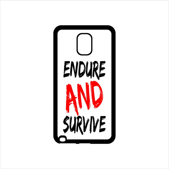 FMstyles - Endure And Survive Mobile Case - FMS189