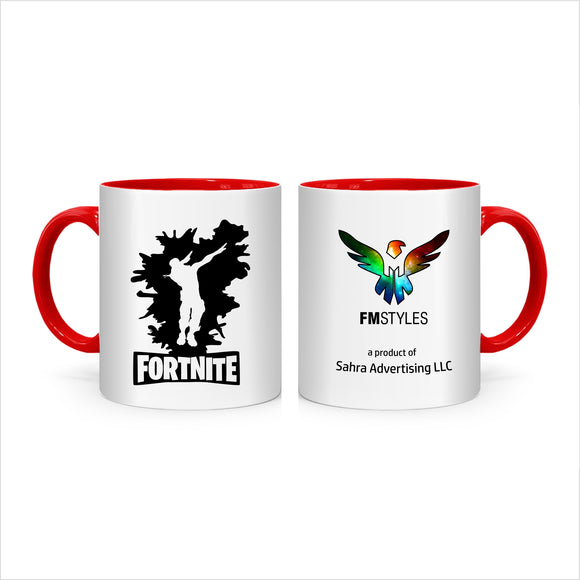 FMstyles - Fortnite Dab Dance Mugs - FMS620