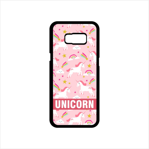FMstyles - Light Pink Unicorn Mobile Case - FMS205