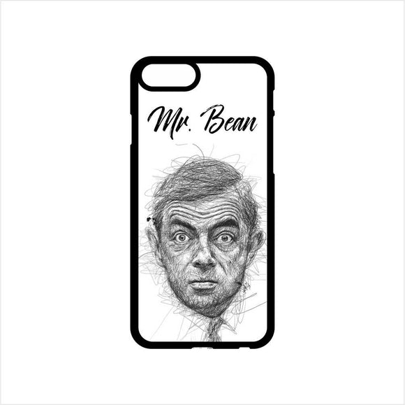 FMstyles - Mr. Bean Abstract Photo Mobile Case  - FMS215