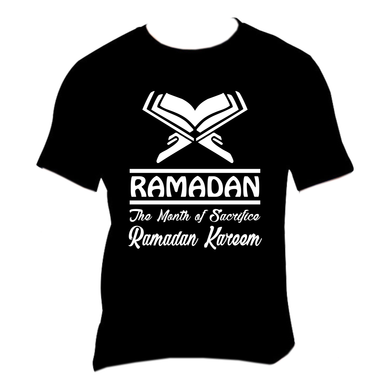 FMstyles - Ramadan The Month of Sacrifice Unisex Tshirt- FMS249