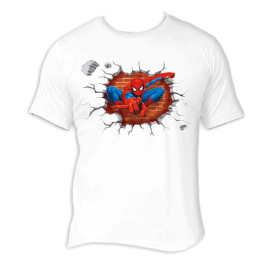 FMstyles - Spiderman 3d Break Through Unisex Tshirt - FMS243
