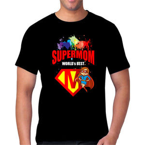 FMstyles - Supermom You the best Mom Unisex Tshirt - FMS122
