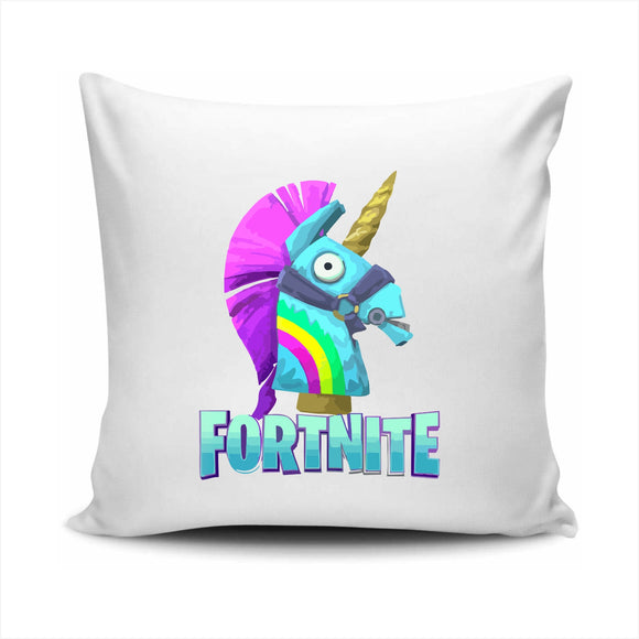 FMstyles Fortnite Unicorn Rainbow Smasher Cushion - FMS577