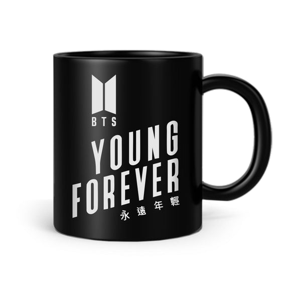 FMstyles Young forever (BTS) Mug - FMS307