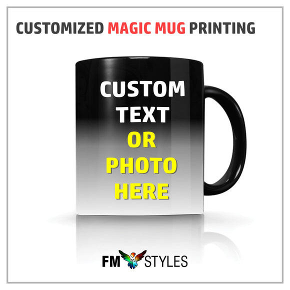shop137 - Personalized Magic Mug - FMstyles -