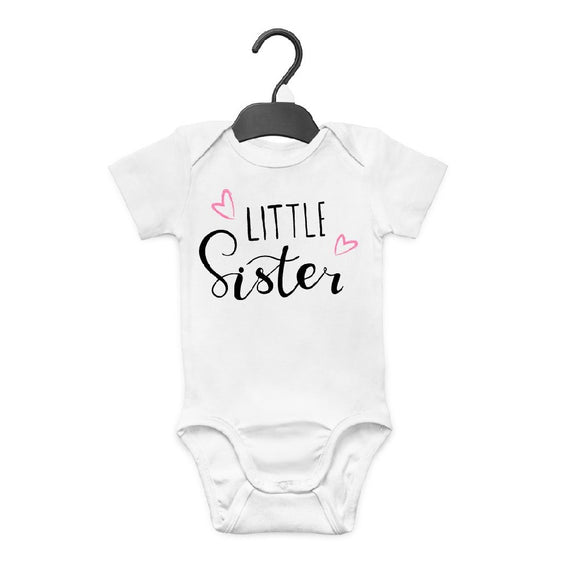 My Little Sister - Baby Baby Onesie