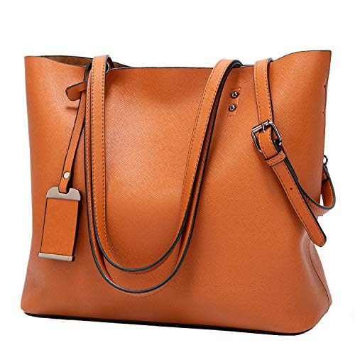 ALARION Women Top Handle Satchel Handbags Shoulder Bag Messenger Tote Bag Purse