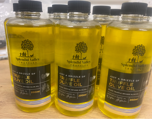 Premium Black Truffle Oil 200ml
