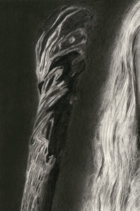 Gandalf  - Pencil Illustration