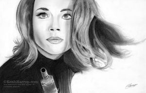 Emma Peel - The (original) Avengers