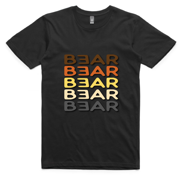 Gay Bear T-Shirts Pride