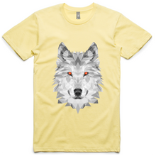 gay bear t-shirt lupus wolf