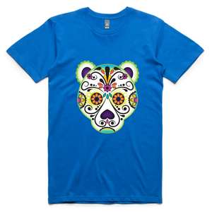 Mexican Day of the Bear T-Shirt