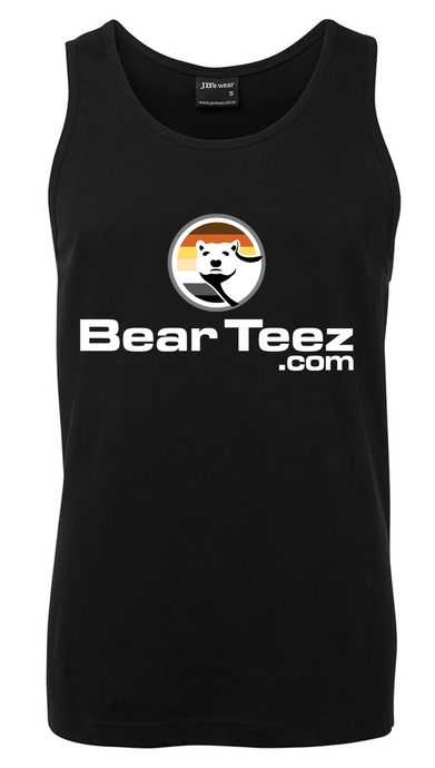 Gay Bear Pride .COM Singlet