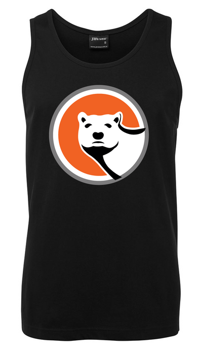 Classic Sunset Bear Singlet