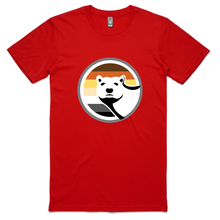 Gay Bear Pride T-Shirt - Red