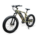 Load image into Gallery viewer, VTUVIA SN100 26 Inch Fat Tire Electric Mountain Bike, 750W Motor and 48V 13AH Samsung Battery