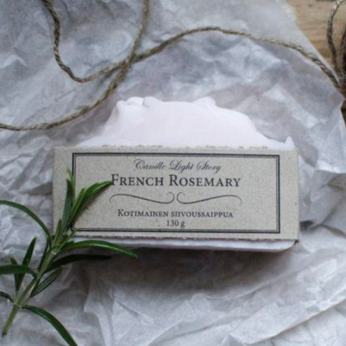 CANDLE LIGHT STORY SIIVOUSSAIPPUA FRENCH ROSEMARY