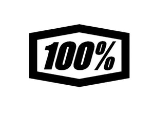 100% Die-Cut Trailer Decal 16""