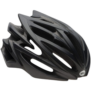 Bell Volt Road Helmet - Matt Black Hero