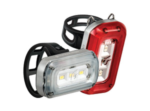 Blackburn Central 100 Front & Central 20 Rear Light Set CLOSEOUT