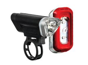 Blackburn Local 75 Front & Local 20 Rear Light Set