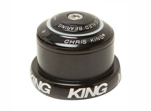 "Chris King Inset 3 Headset - 1.1/8"" - 1.5"" - Matte Punch"