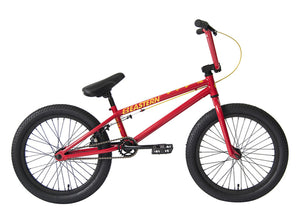 Eastern Lowdown BMX - Red