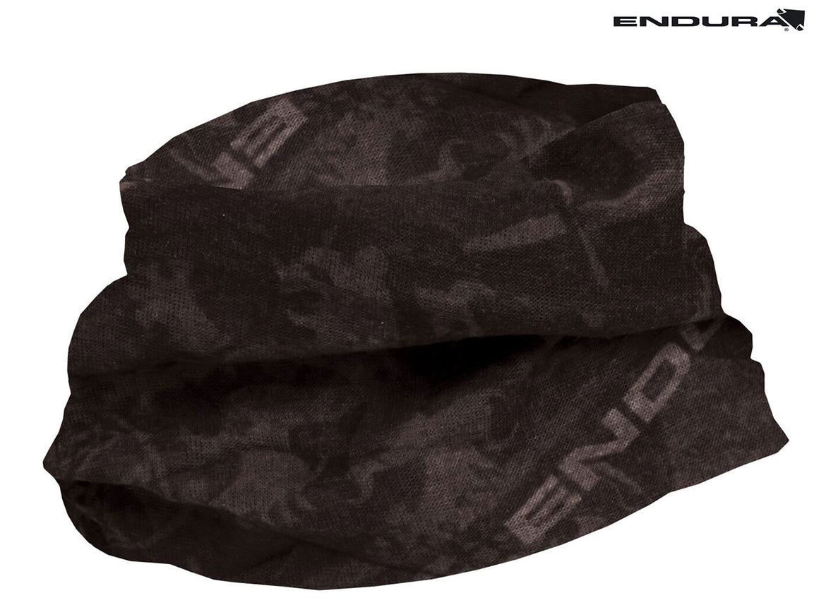 Endura MultiTube Neck Warmer - Anthracite Tonal