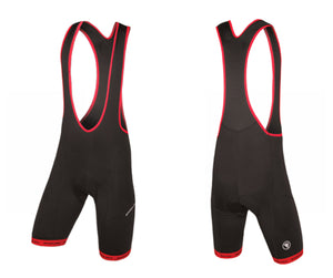 Endura Xtract Gel Bibshort - Red